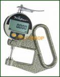 Vastagságmérő digitális mérőórával, 0-10/0,001mm Käfer FD50