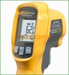 Infrahőmérő Fluke 62 Max plus optika: 12:1    -30 °C to 650 °C
