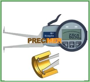 KROEPLIN Tapintókaros mérőóra Digitális G240