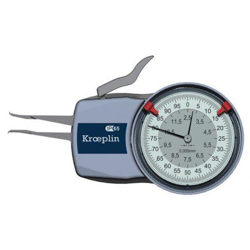 KROEPLIN Tapintókaros mérőóra Analóg H102