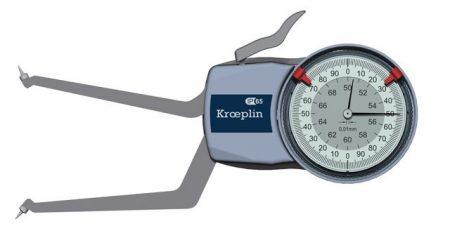 KROEPLIN Tapintókaros mérőóra Analóg H2G50