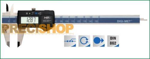 Preisser digitális tolómérő adatkimenettel 1320516