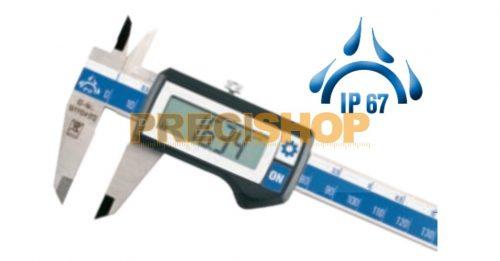 Preisser Digitális tolómérő IP67 150 mm 1326416  DIGI-MET® 601216011