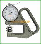 Vastagságmérő analóg mérőórával, 0-5/0,01mm Käfer J50R