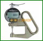 Vastagságmérő digitális mérőórával, 0-10/0,01mm Käfer JD50