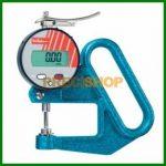 Vastagságmérő digitális mérőórával, 0-10/0,01mm Käfer JD50 TOP