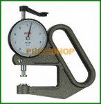 Vastagságmérő analóg mérőórával, 0-10/0,1mm Käfer K50