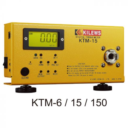 Nyomaték ellenőrző KILEWS KTM-150  ( 0,15-15Nm)