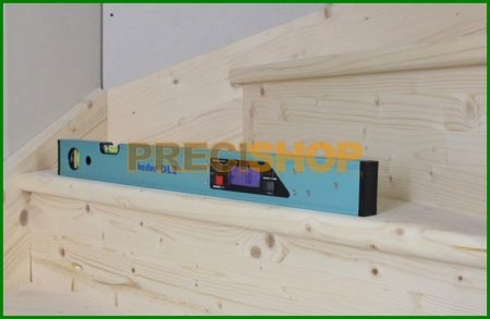 Hedue DL2 Digitális vízmérték 60 cm