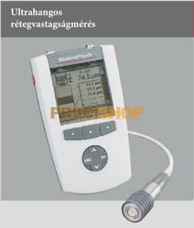 Rétegvastagságmérő  Ultrahangos   Quintsonic 7