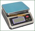 S-29 vízálló asztali mérleg IP67 védelemmel, hitelesíthető  6/15 kg