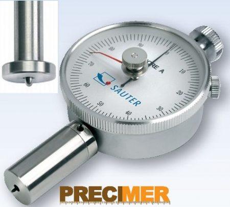 SAUTER HB0 100-0 analóg kézi Shore keménységmérő  C/0