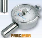 SAUTER HBA 100-0 analóg kézi Shore keménységmérő A