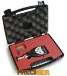 SAUTER HDA100-1 digitális kézi gumikeménységmérő, Shore A