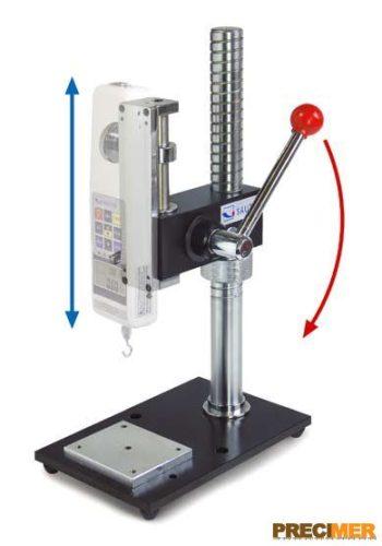 SAUTER TVP manuális állvány erőmérő műszerekhez