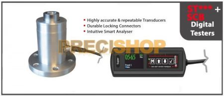 Nyomaték ellenőrző alapkészülék (Transducer) egyedi, kijelző nélkül, BMS  ST1000  100-1000Nm