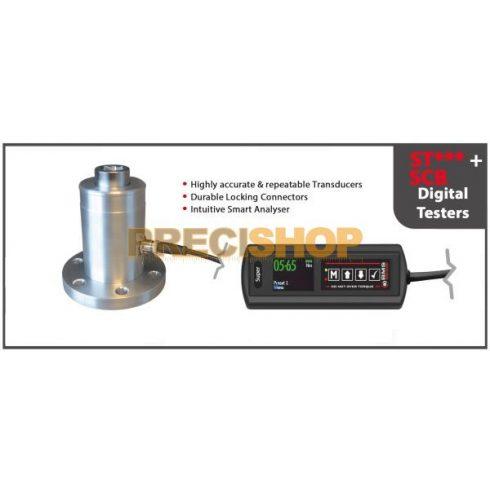 Nyomaték ellenőrző alapkészülék (Transducer) egyedi, kijelző nélkül, BMS  ST200  20-200Nm