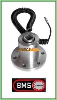 Nyomaték ellenőrző alapkészülék (Transducer) egyedi, kijelző nélkül, BMS  ST600  60-600Nm
