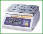 Hiteles asztali mérleg 5/10 kg, por és vízvédett mérleg IP65 | CAS SW-1W 10