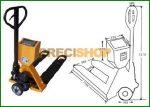 TPS-2000 Kézi raklapemelő mérleg